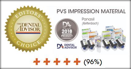 Dental Award 2018 Panasil