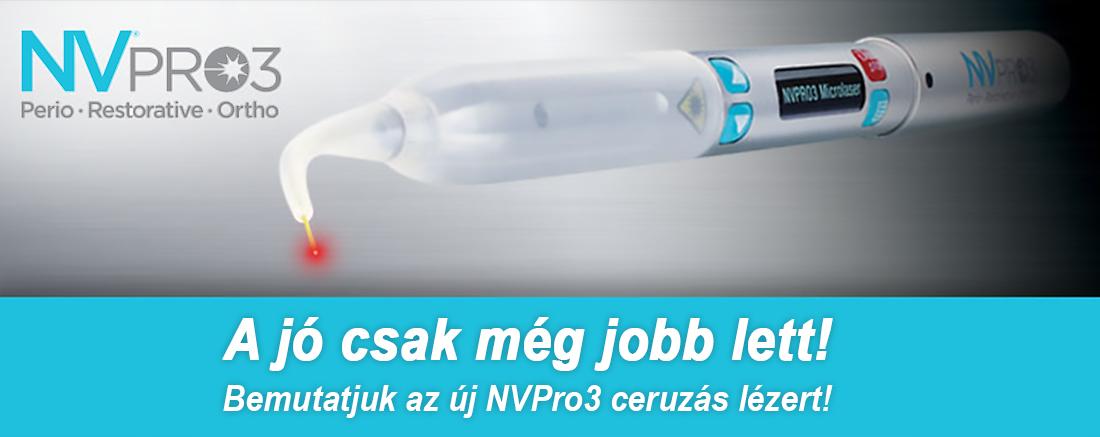 Laser NVPro3 slide