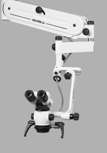 Mikroszkop ellensulyos kar