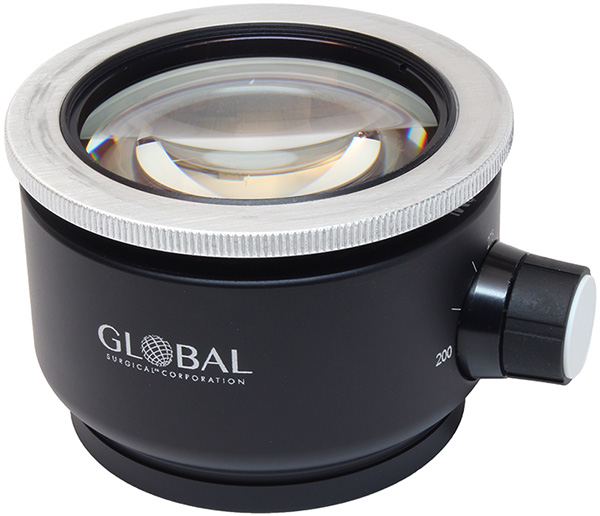 Mikroszkop multifokalis lencse