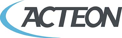 röntgen acteon logo