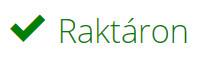 Raktáron logo