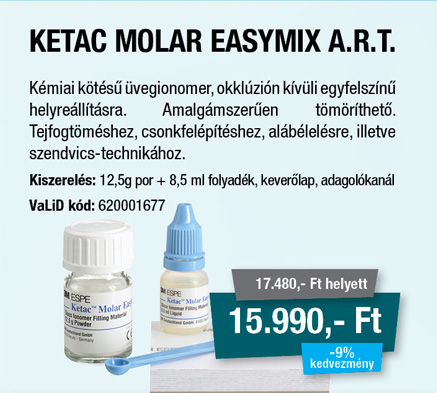 Ketac Molar Easymix ART