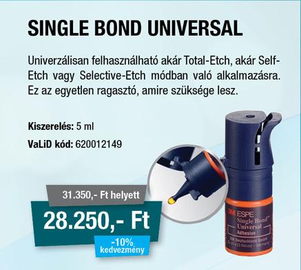 Single Bond Unviersal