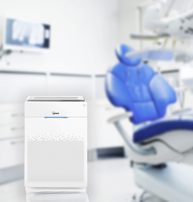 air purifier winix Pro dental